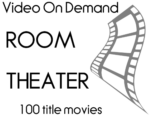 【VODカード付】 100種類以上の映画見放題!