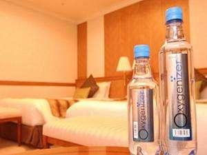 【ビジネスマン必見!】高濃度酸素水で集中力UPプラン(朝食付き)