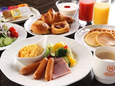 Bed&Breakfast(朝食ビュッフェ付き)ベッド&ブレックファスト ▼横浜駅(西口)徒歩1分!横浜観光にも最適