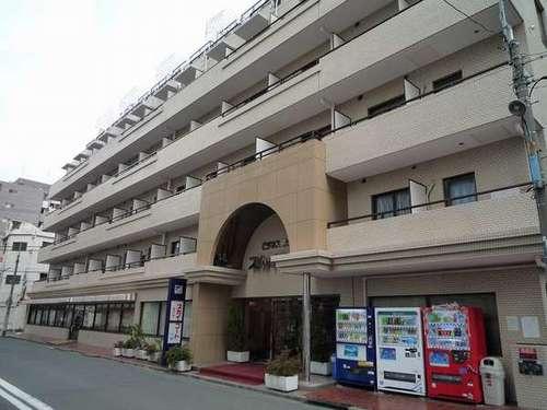 スカイハートホテル川崎旧:ホテルスカイコート川崎S140040
