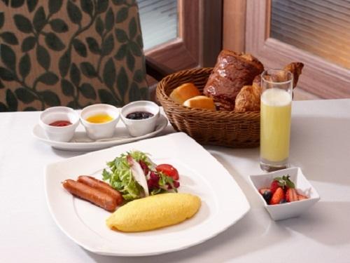 【朝食付き】和食と洋食どちらにしますか♪ 『選べる朝食付き』宿泊プラン