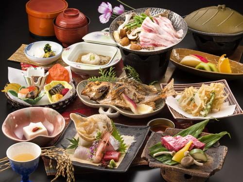 【特選会席プラン 彩 -IRODORI- 】ワンランク上のお料理をご提供いたします