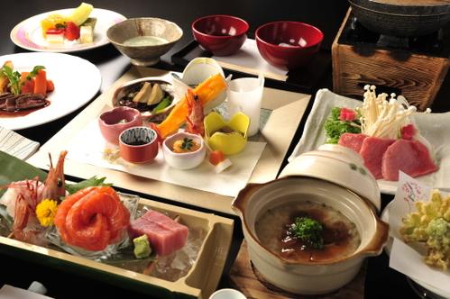 【お料理グレードアップ☆記念日プラン】甲州の休日をとっておきの旅に☆<お子様連れ>