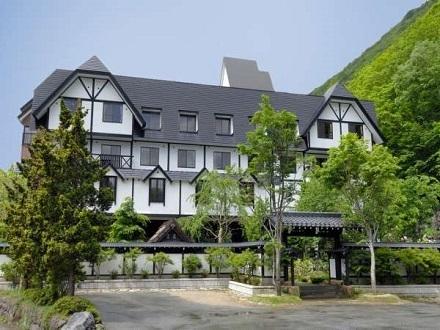 穂高荘山のホテルS210007