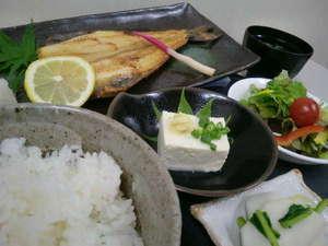 【1泊2食◆日替り定食とバイキング朝食◆プラン】