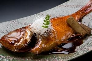 (新登場)伊豆のオススメ食材!伊勢海老と金目鯛の姿煮を食す!源泉かけ流しの旅