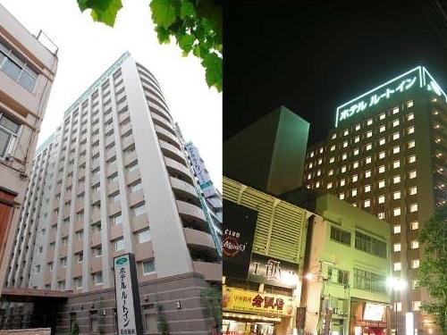 ホテルルートイン名古屋栄S230076