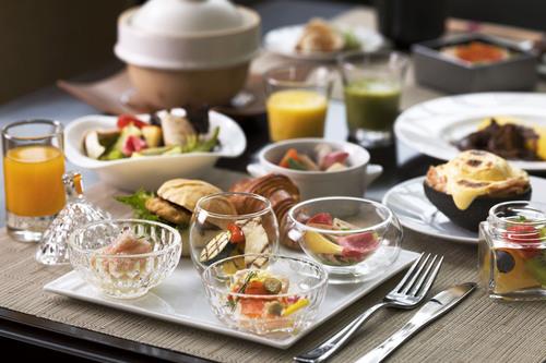 【ベストレート】シンプルステイ 2名様 〜素材や産地にこだわった100種以上のアイテムが並ぶ朝食ブッフェ付〜