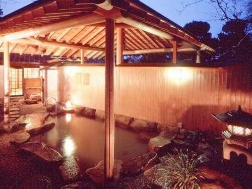 ☆【最上階庭園露天風呂】