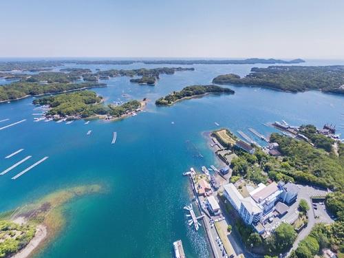 伊勢志摩国立公園 賢島の宿 みち潮S240103