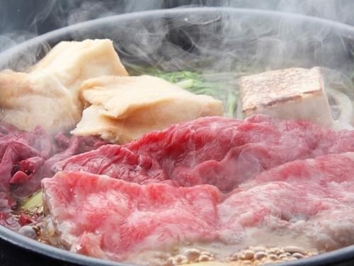 様々な料理で楽しめる「近江牛会席プレミアム」【東館】