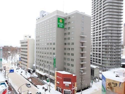 札幌 中島 公園 ベッセル イン