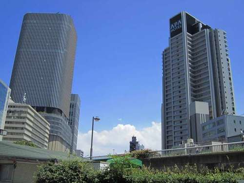 アパホテル<大阪肥後橋駅前>S270042