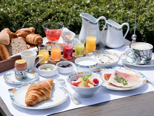 """【朝食付】""""世界一の朝食""""ヨ−ロピアン・ステイ・プラン"""