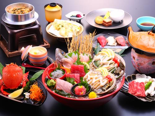 南紀勝浦 初夏のグルメプラン6月・7月は旬を迎えるまぐろとあわびの旬彩料理