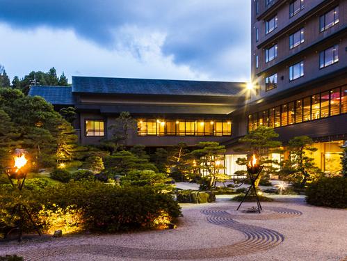 曲水の庭 ホテル玉泉S320014