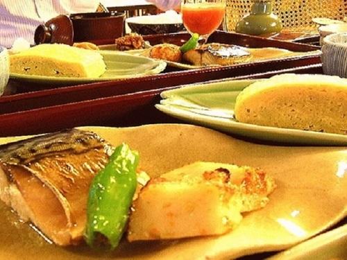 【ご朝食付き】 出雲産の美味しいごはんとふわふわの出汁巻き玉子!ご夕食無しプラン 「元気な朝ごはん」
