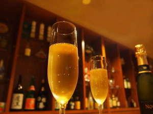 【*カップルプラン*】五つ星認定宿で温泉&グルメを満喫!スパークリングワイン付・家族風呂無料