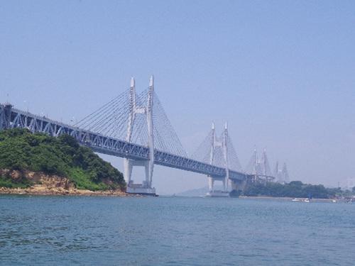 〜cross the bridge〜橋をわたり五色台へ  瀬戸大橋30周年記念プラン