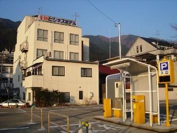 温泉ビジネスホテル 富喜屋S210120