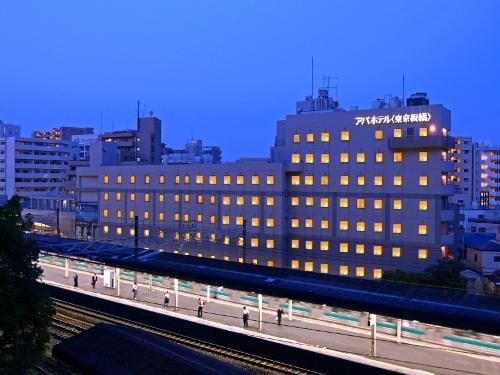 アパホテル〈東京板橋駅前〉S130393