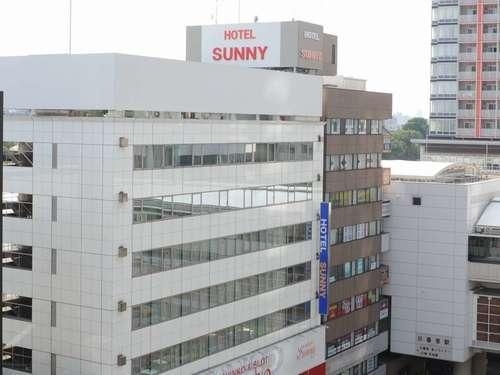ホテル サニーS130419