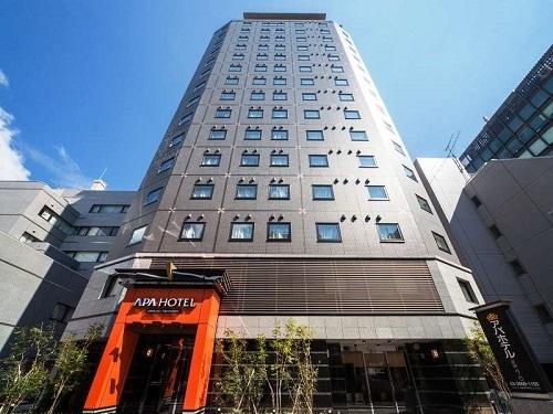 アパホテル〈新橋 虎ノ門〉S130439