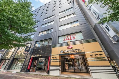 アパホテル〈TKP札幌駅前〉S010424