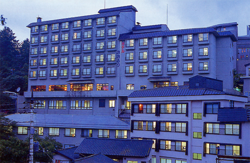草津温泉 ホテルおおるりS100217