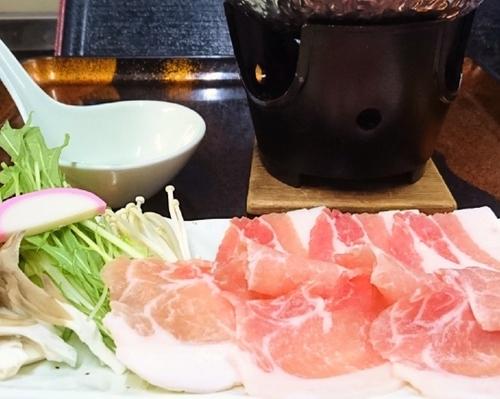 【「天神の杜 大泉ポーク」しゃぶしゃぶで・・】おいしいごはん ★ササニシキ★ 1泊2食 宿泊プラン