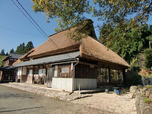 茅葺の里 白谷荘S250082