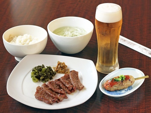【夕食付プラン】伊達の牛たん本舗選べる牛タン定食付きプラン!!
