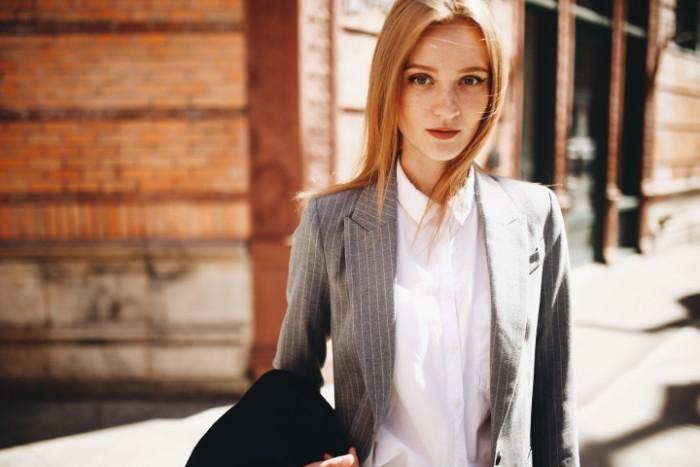 会計事務を志望している女性のimage