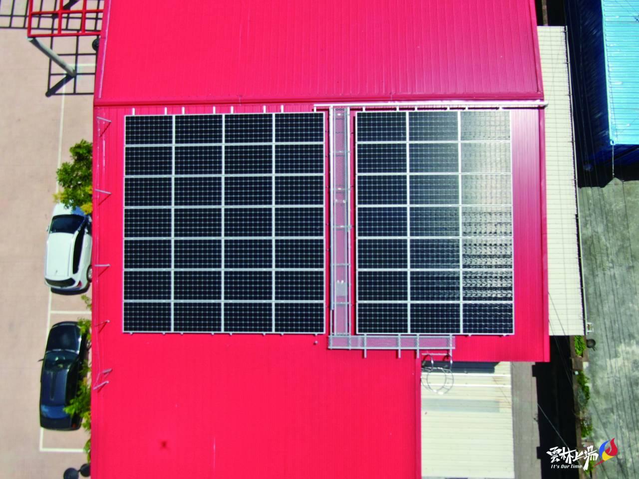 太陽光電發 電設備