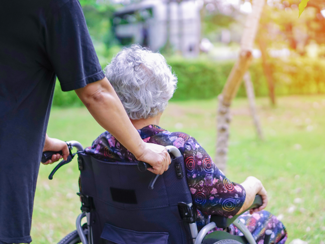 長輩退休人生超精彩!書法、旅遊樣樣來,還獲頒教育獎!