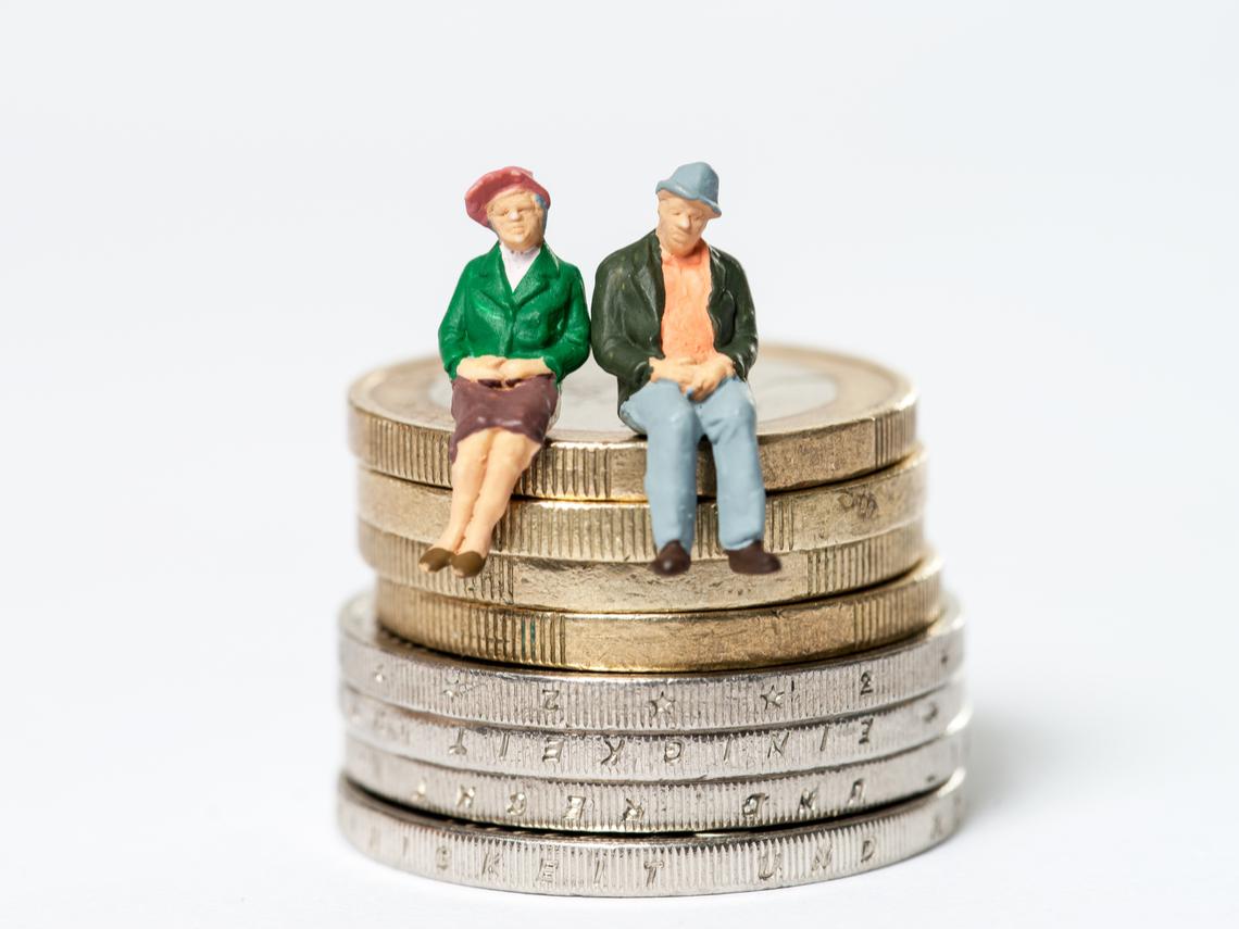 勞保老年給付vs勞工退休金