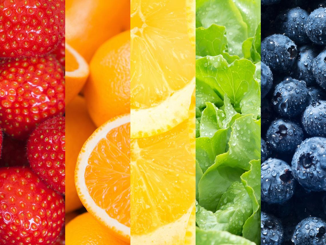 減重期間應均衡飲食