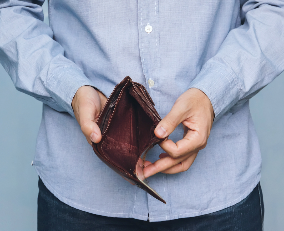 人生的轉折與否都是受到有沒有積蓄左右決定。