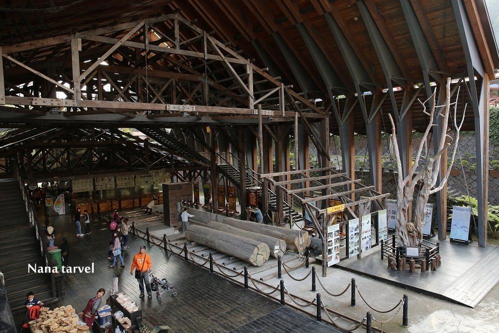 車埕木業展示館。