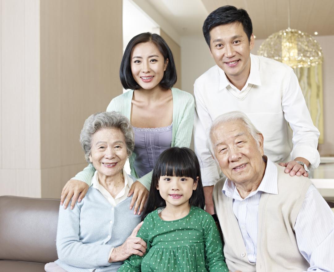 三種關係備受影響:親子、配偶、手足。
