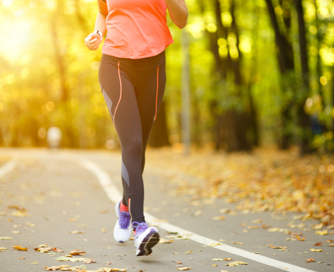 走路步伐比平常大十公分,就能鍛鍊肌力。