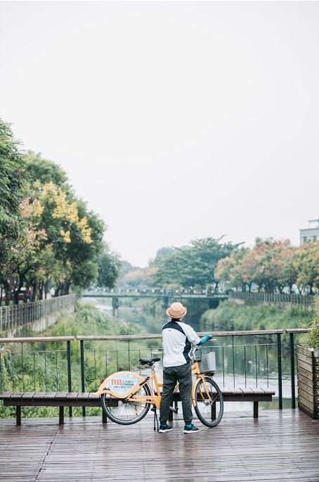 萬年溪自行車道