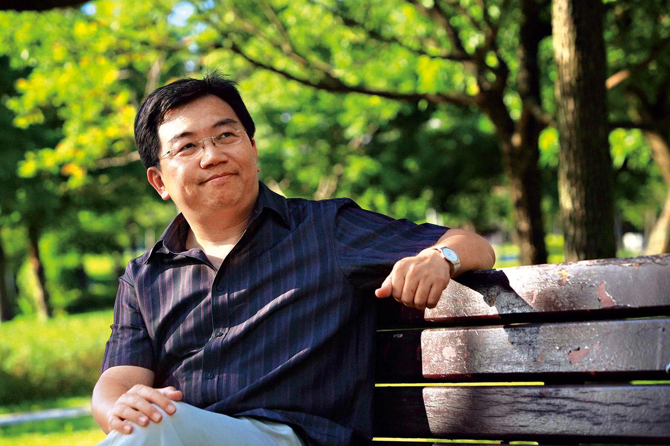 心理醫師王浩威