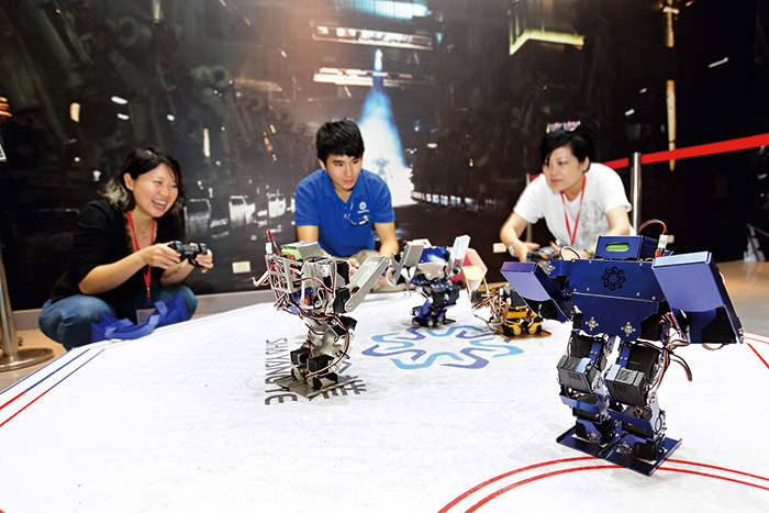 機器人夢工廠