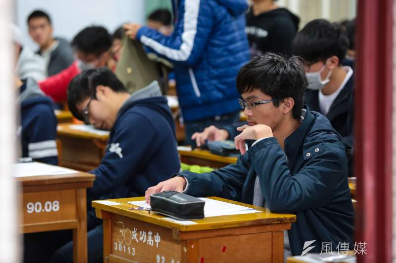 大學錄取率超高造成學生素質不一