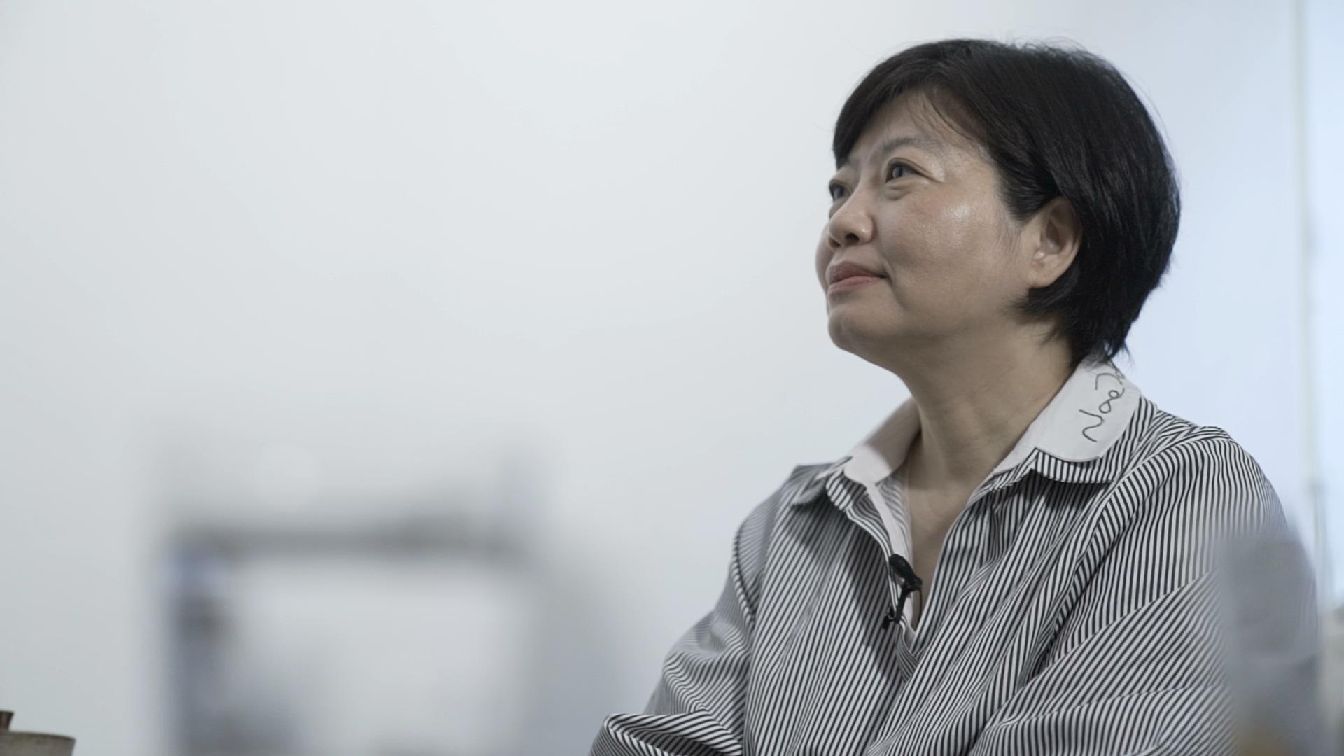 好好跟家人談論死亡,對郭慧娟來說反而更深入了解家人的生命歷程,是件格外溫馨的事情。