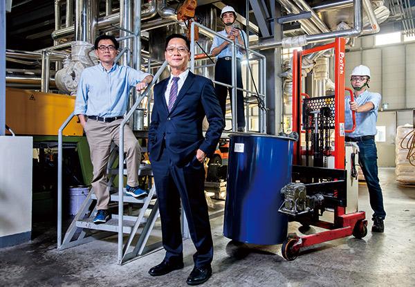 誠泰工業科技
