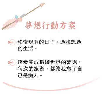 郭滿蕙夢想行動方案