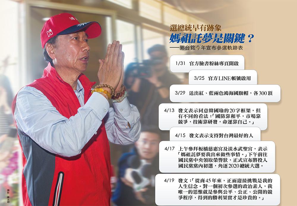 郭台銘參選