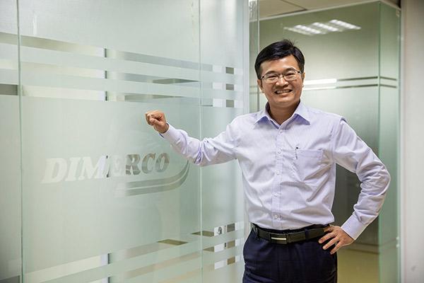 中菲行越南總經理陳皎麟